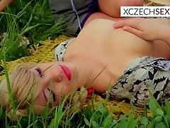 Beautiful czech teen is licked...