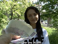 xhamster Money-hungry hottie