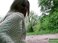 Public Pickups Aisha  - Blonde...