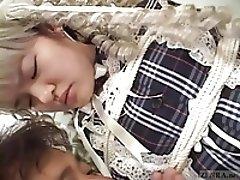 xhamster Subtitled Japanese schoolgirl...