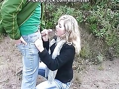 young blonde fucked from...