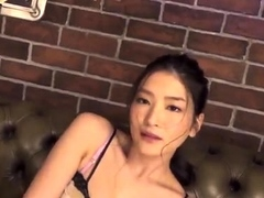 Classy asian assfucked after...