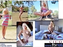 xhamster (Sierra) Hot Girl Strip And Use...
