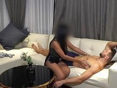 Thai Teen Nurse Gets Fucked Hard