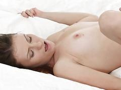 Giving Charming Teen Sofy Torn a...