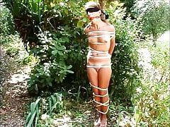 xhamster My first video bondage...