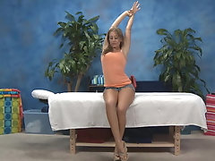 xhamster Young blonde massage girl gets...