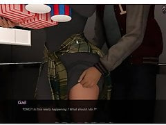 EROTIC GAMES WITH THE BOSS IN...