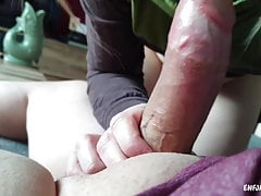 Blowjob and deepthroat by Hot...