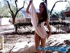 NevAmore 18 yo camgirl strokes...