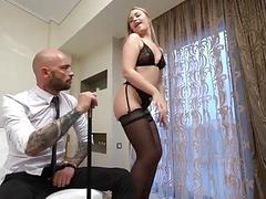 SUGARBABESTV: Please fuck my wife