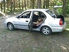 Car Anal And Facial
