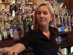 Barmaid got laid