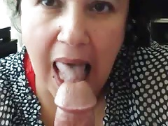 Turkish mom with young lover