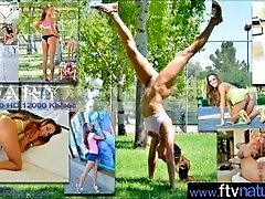Teen Hot Girl (Mary) First Time...