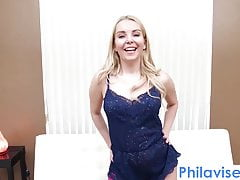PHILAVISE-Cuckold POV blowjob...