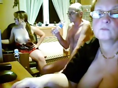 Not Mom and not dad webcam show