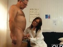 xhamster Old and Young Nurse Turns...