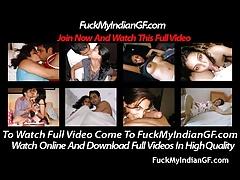 Indian Teen GF Licking Each...
