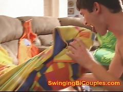 Young Bi Sexual swingers party