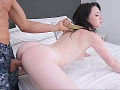 Bad daughter banging