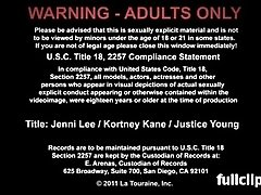 Jenni Lee Kortney Kane Justice...