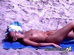 Nudist Beach Teen Girls Voyeur...