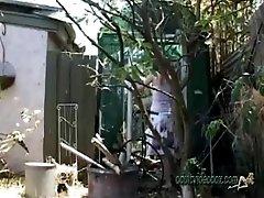 Liza Backyard Bliss - 1AWetPussy