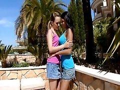 xhamster 1st time lesbo sex porn