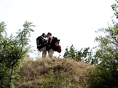 xhamster Romantic couple = Camping Sex