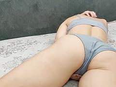 She just wants to cum with me so...