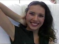 Ukrainian Brunette Teen