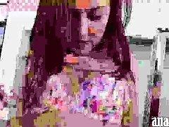 Cute amateur teen girlfriend...