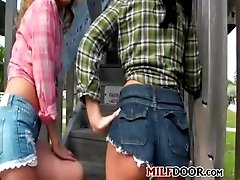 Milf Porno-Star Has Girl On Girl...