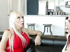 Naughty Stepsis Slut Erika Fucks...