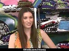 Porn Casting Teen for Money 8