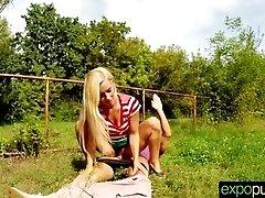 Lovely Euro Girl (nesty) Bang...