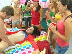 xhamster College teens got wild