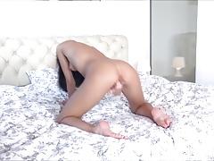 Gorgeous Sapphira Solo Masturbate