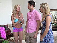xhamster Young couple and their MILF...
