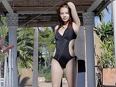 xhamster Young redhead cutie posing