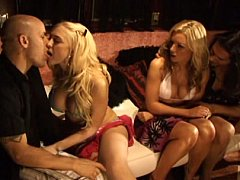Young busty blonde gets fucked