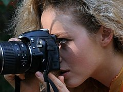 xhamster Talented Photographer takes her...