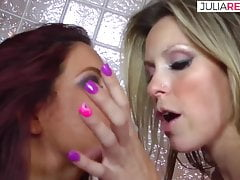 xhamster 2 pretty bi-sexual women have...