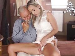 xhamster OLD4K. Kind teacher is happy to...