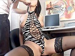 Chap bangs sex appeal gal