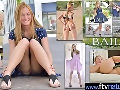 Teen Horny Girl (Bailee) First...