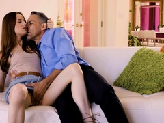DADDY4K. Sex with BFs dad is how...
