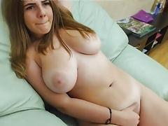 Hot Chubby Big Natural Tits Teen...