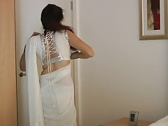 Beautiful Indian Babe Jasmine In...
